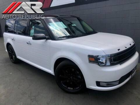 2016 Ford Flex for sale at Auto Republic Fullerton in Fullerton CA