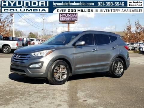 2014 Hyundai Santa Fe Sport for sale at Hyundai of Columbia Con Alvaro in Columbia TN