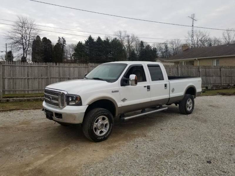2005 Ford F-350 Super Duty for sale at JEFF MILLENNIUM USED CARS in Canton OH