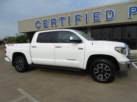 2019 Toyota Tundra for sale at Mac Haik Ford Pasadena in Pasadena TX