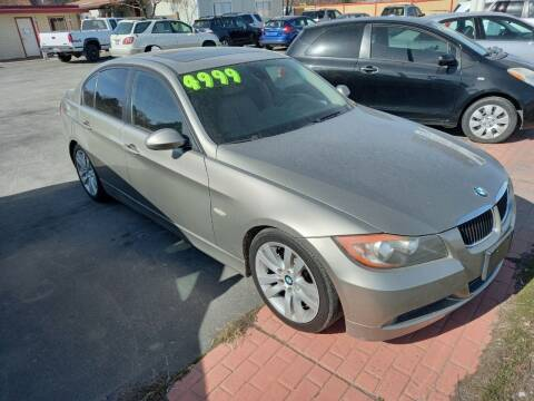 2007 BMW 3 Series for sale at Marvelous Motors in Garden City ID