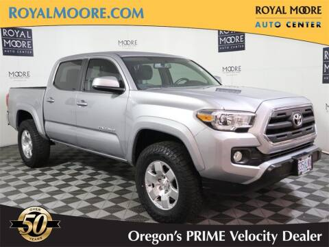 2016 Toyota Tacoma for sale at Royal Moore Custom Finance in Hillsboro OR