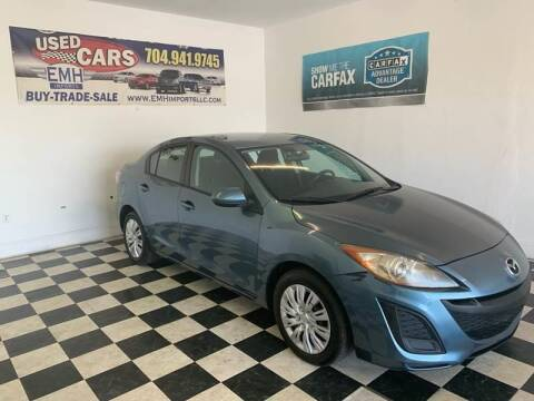 2011 Mazda MAZDA3 for sale at EMH Imports LLC in Monroe NC