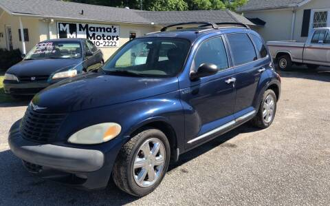 2002 Chrysler PT Cruiser for sale at Mama's Motors in Greer SC
