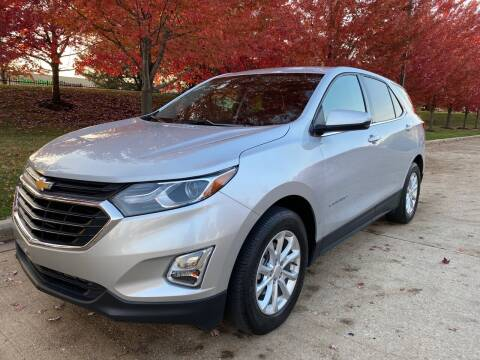 2018 Chevrolet Equinox for sale at Western Star Auto Sales in Chicago IL