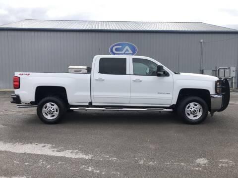 2018 Chevrolet Silverado 2500HD for sale at ADKINS CITY AUTO in Murfreesboro TN