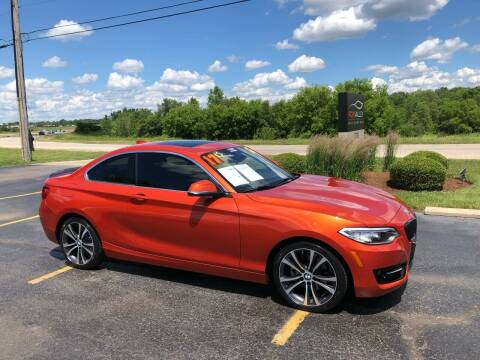 2017 BMW 2 Series for sale at Fox Valley Motorworks in Lake In The Hills IL