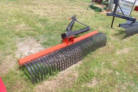 2021 Big Bee Landscape Rake for sale at Vehicle Network - Suttontown Repair Service in Faison NC