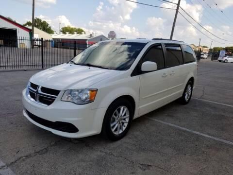 2013 Dodge Grand Caravan for sale at A & J Enterprises in Dallas TX