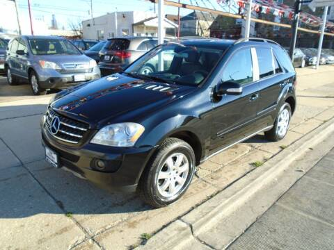 2007 Mercedes-Benz M-Class for sale at Car Center in Chicago IL