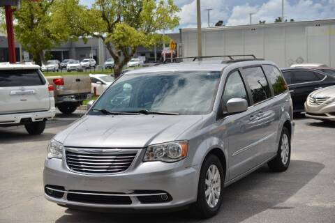 2015 Chrysler Town and Country for sale at Motor Car Concepts II - Colonial Location in Orlando FL