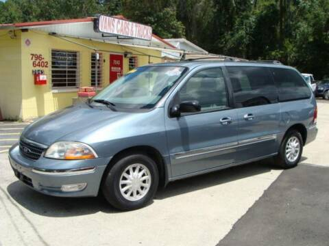 2000 Ford Windstar for sale at VANS CARS AND TRUCKS in Brooksville FL