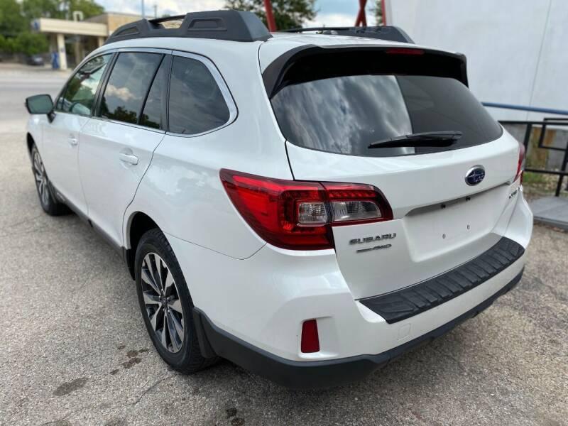 2015 Subaru Outback AWD 2.5i Limited 4dr Wagon - Austin TX