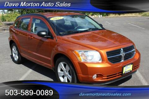2011 Dodge Caliber for sale at Dave Morton Auto Sales in Salem OR