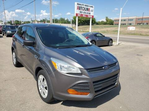 2013 Ford Escape for sale at AutoLink LLC in Dayton OH