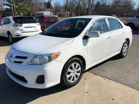2011 Toyota Corolla for sale at Wise Investments Auto Sales in Sellersburg IN