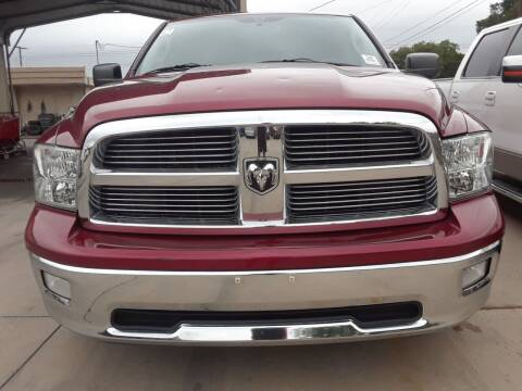 2012 RAM Ram Pickup 1500 for sale at Auto Haus Imports in Grand Prairie TX