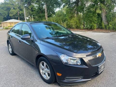 2014 Chevrolet Cruze for sale at Asap Motors Inc in Fort Walton Beach FL