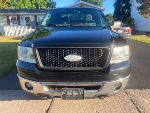 2006 Ford F-150 for sale at Right Choice Automotive in Rochester NY