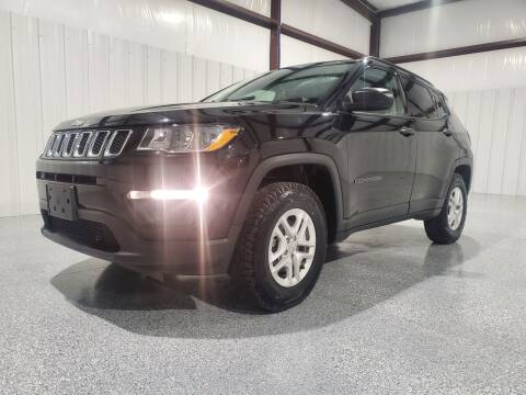 2017 Jeep Compass for sale at Hatcher's Auto Sales, LLC in Campbellsville KY