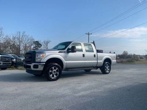 2014 Ford F-250 Super Duty for sale at Madden Motors LLC in Iva SC
