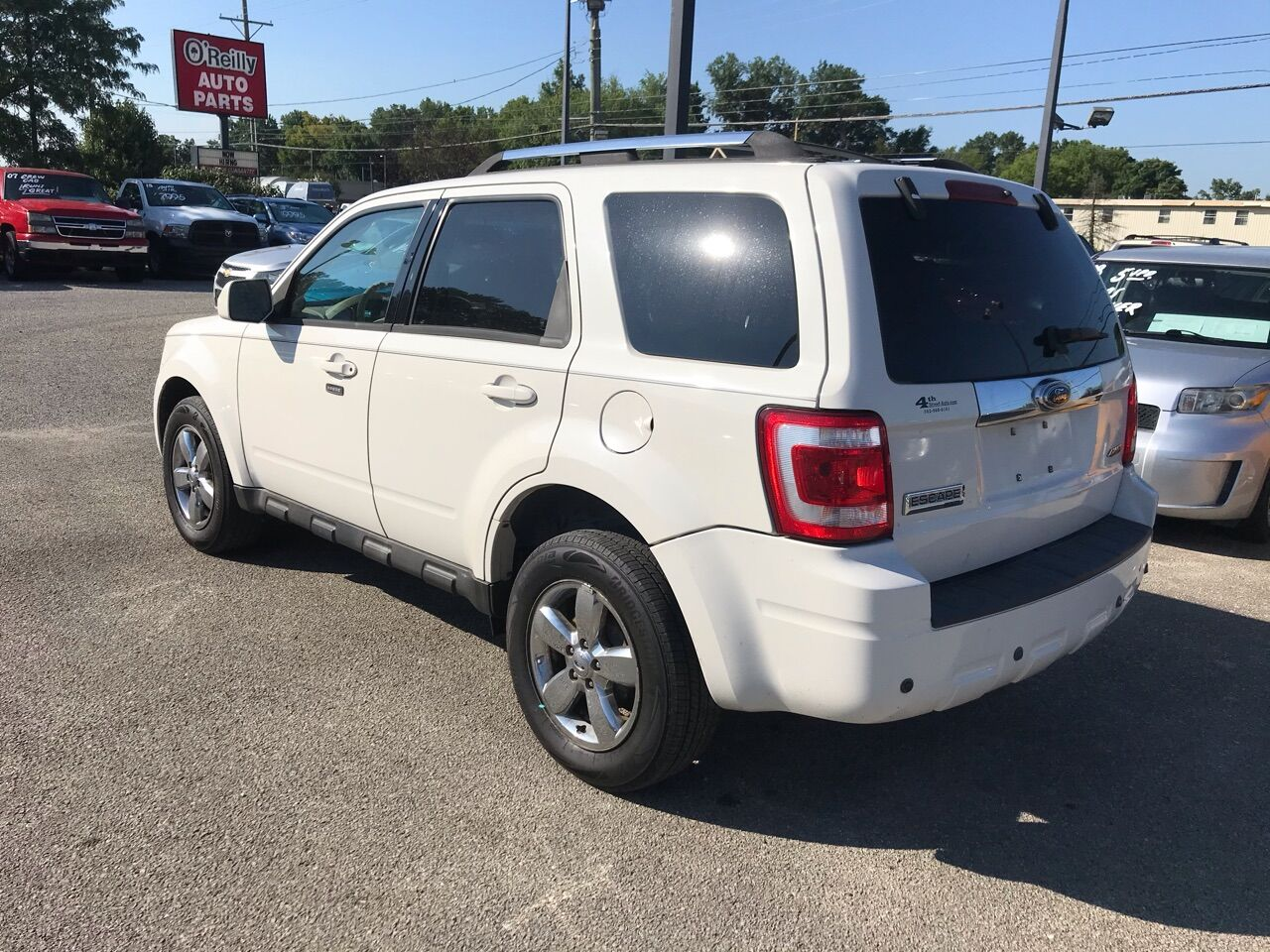 2009 Ford Escape Limited photo