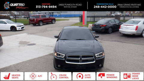 2011 Dodge Charger for sale at Quattro Motors 2 - 1 in Redford MI