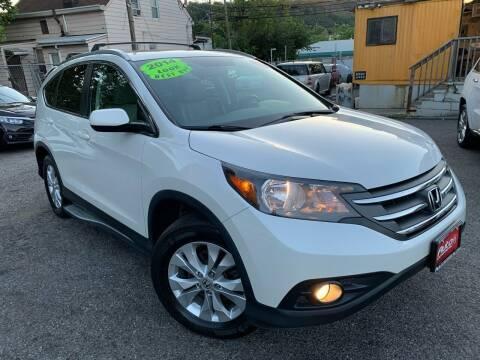 2014 Honda CR-V for sale at Auto Universe Inc. in Paterson NJ