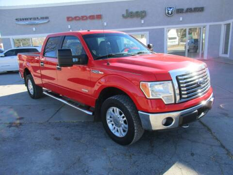 2012 Ford F-150 for sale at West Motor Company in Preston ID