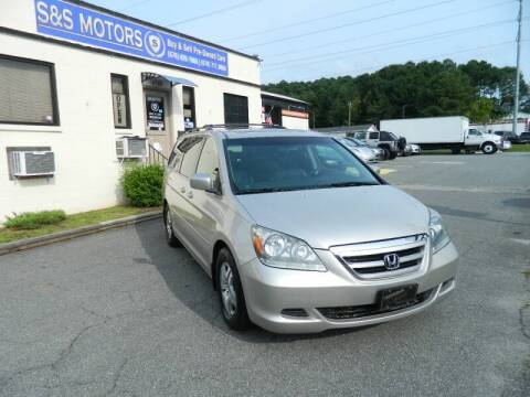 2005 Honda Odyssey for sale at S & S Motors in Marietta GA