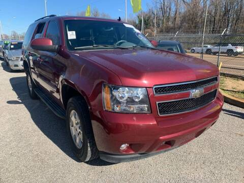2008 Chevrolet Tahoe for sale at Super Wheels-N-Deals in Memphis TN