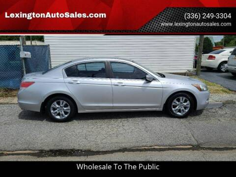 2012 Honda Accord for sale at LexingtonAutoSales.com in Lexington NC