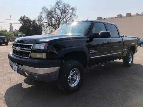 2005 Chevrolet Silverado 2500HD for sale at C J Auto Sales in Riverbank CA