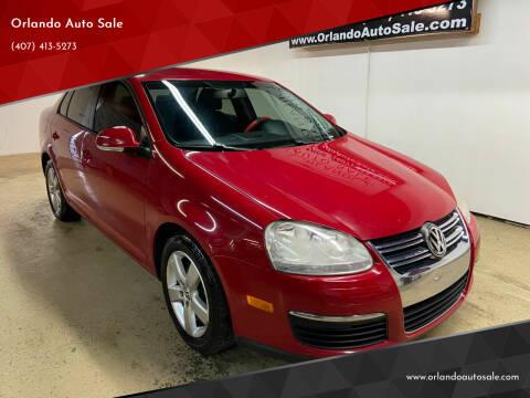 2009 Volkswagen Jetta for sale at Orlando Auto Sale in Orlando FL
