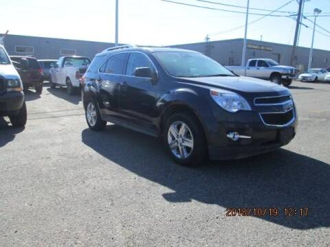 2014 Chevrolet Equinox for sale at Auto Acres in Billings MT