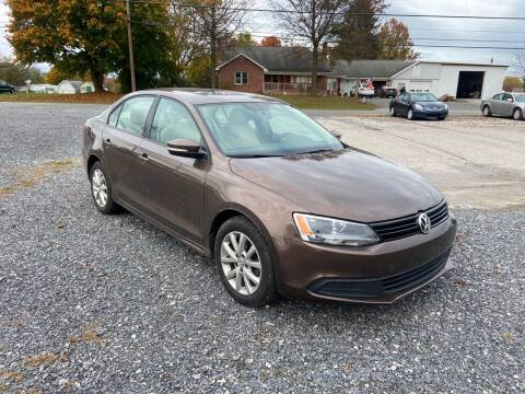 2012 Volkswagen Jetta for sale at US5 Auto Sales in Shippensburg PA