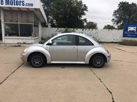 2000 Volkswagen New Beetle for sale at Velp Avenue Motors LLC in Green Bay WI