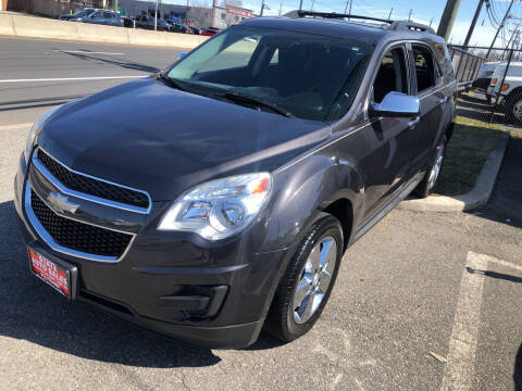 2015 Chevrolet Equinox for sale at STATE AUTO SALES in Lodi NJ
