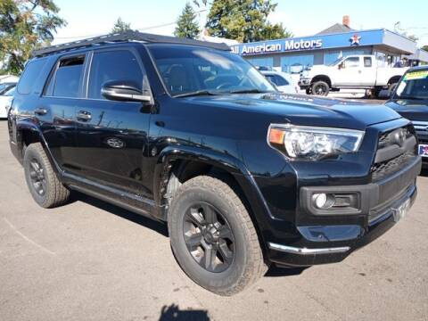 2014 Toyota 4Runner for sale at All American Motors in Tacoma WA