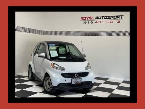2014 Smart fortwo for sale at Royal AutoSport in Sacramento CA