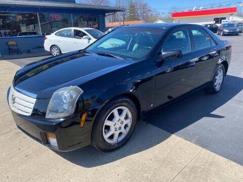 2007 Cadillac CTS for sale at Wise Investments Auto Sales in Sellersburg IN