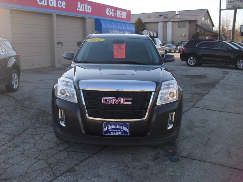2014 GMC Terrain for sale at 1st Choice Auto Inc in Green Bay WI