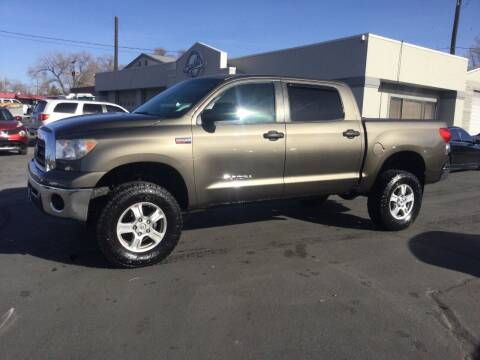 2008 Toyota Tundra for sale at Beutler Auto Sales in Clearfield UT