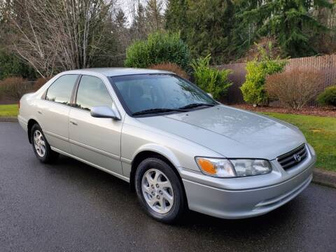 2001 Toyota Camry for sale at Money Man Pawn (Auto Division) in Black Diamond WA