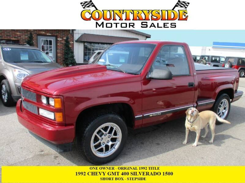1992 Chevrolet C/K 1500 Series for sale in South Haven, MI
