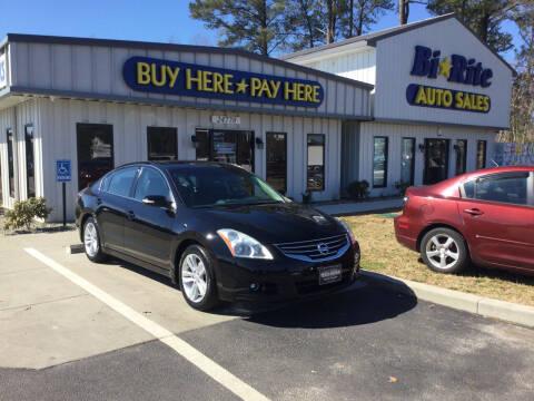 2012 Nissan Altima for sale at Bi Rite Auto Sales in Seaford DE