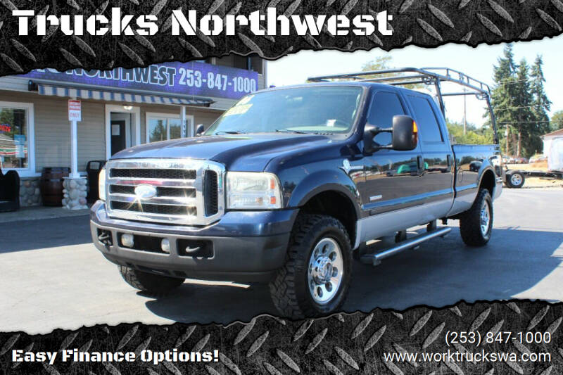2006 Ford F-350 Super Duty for sale at Trucks Northwest in Spanaway WA