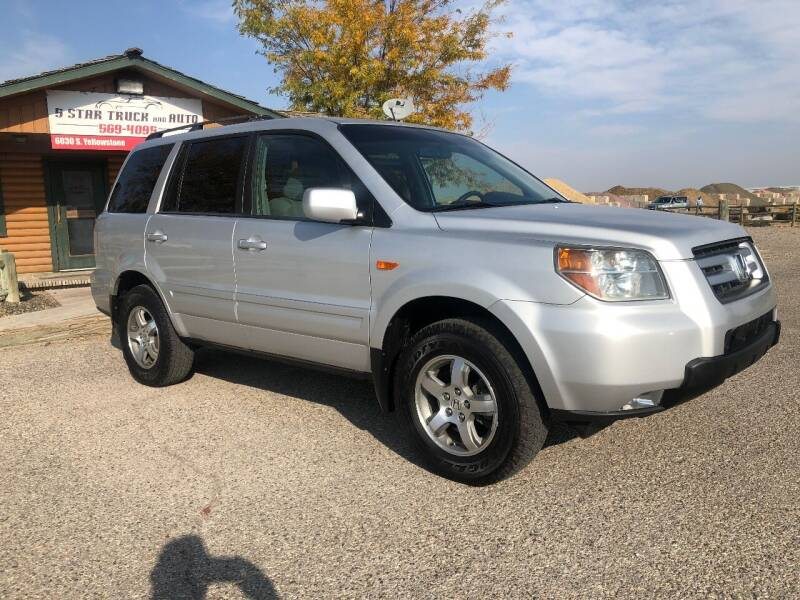 2008 Honda Pilot for sale at 5 Star Truck and Auto in Idaho Falls ID