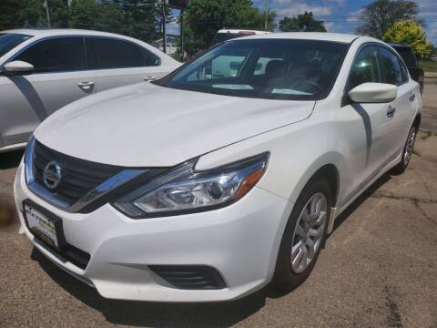 2018 Nissan Altima for sale at Extreme Auto Sales LLC. in Wautoma WI
