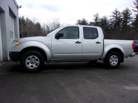 2012 Nissan Frontier for sale at Mark's Discount Truck & Auto Sales in Londonderry NH